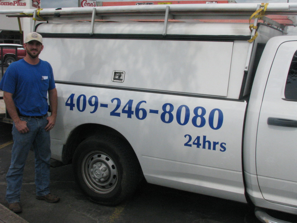 commercial plumber Southeast Texas