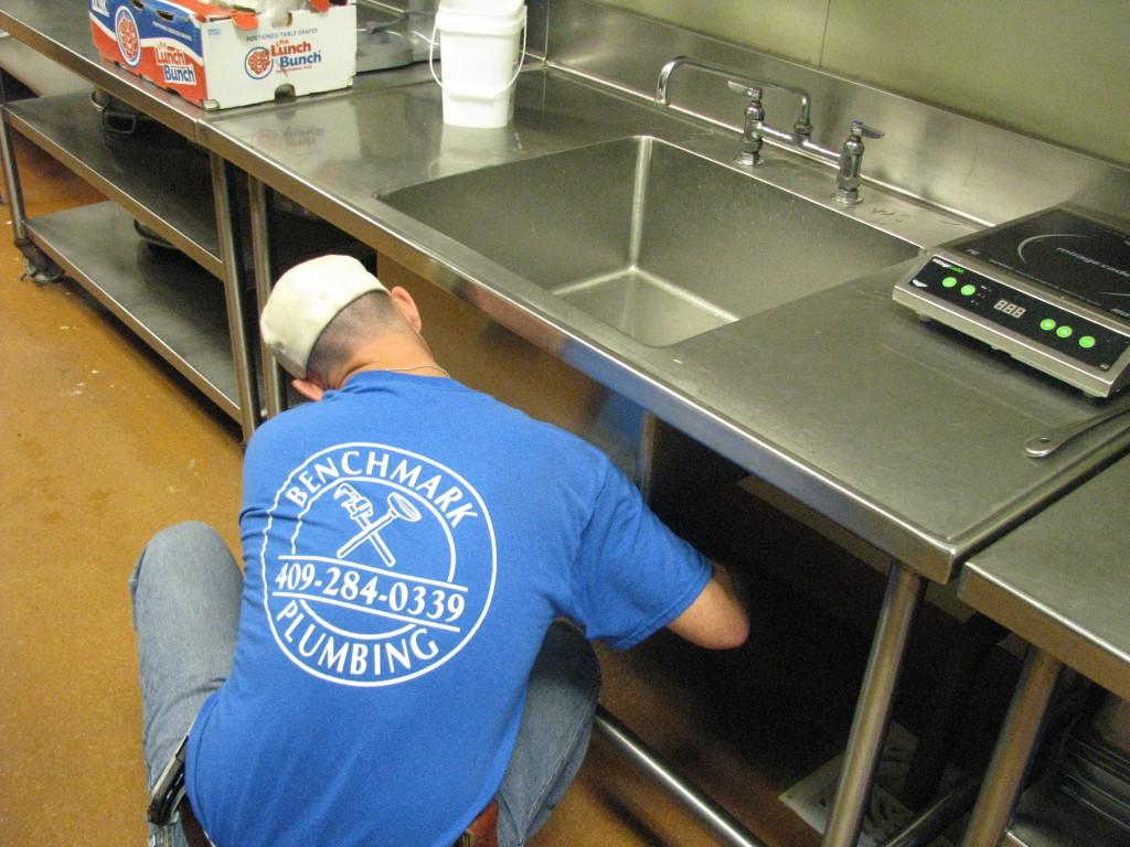 Benchmark Plumbing Southeast Texas commercial plumber