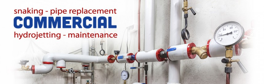 Commercial Plumbing Company in Jefferson County Tx