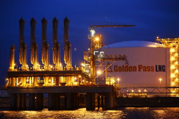 Golden Pass LNG Port Arthur Industrial Construction News