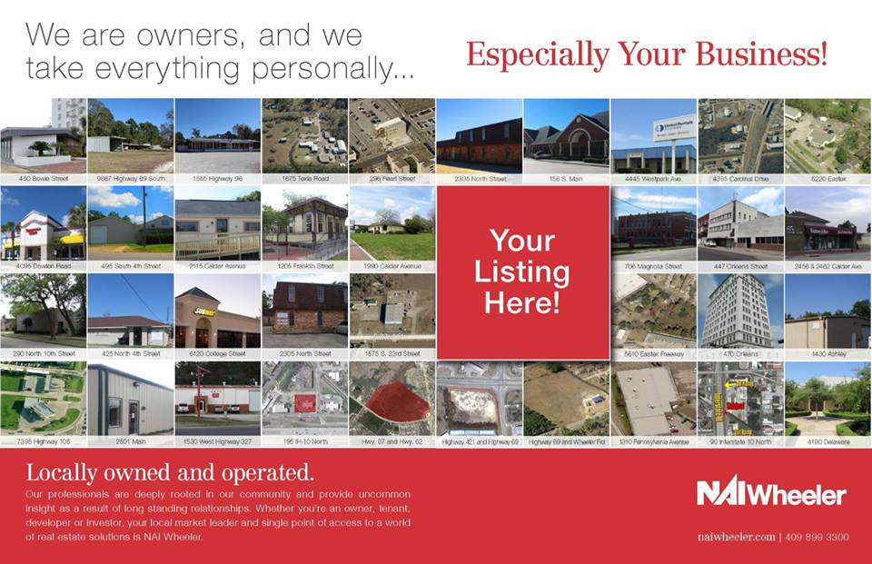 NAI Wheeler Southeast Texas Commercial Realtors