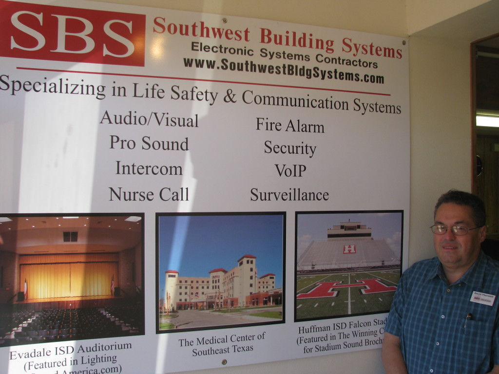 SBS Systems fire alarms Beaumont Tx