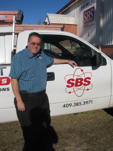 SBS Systems mass notification Beaumont Tx