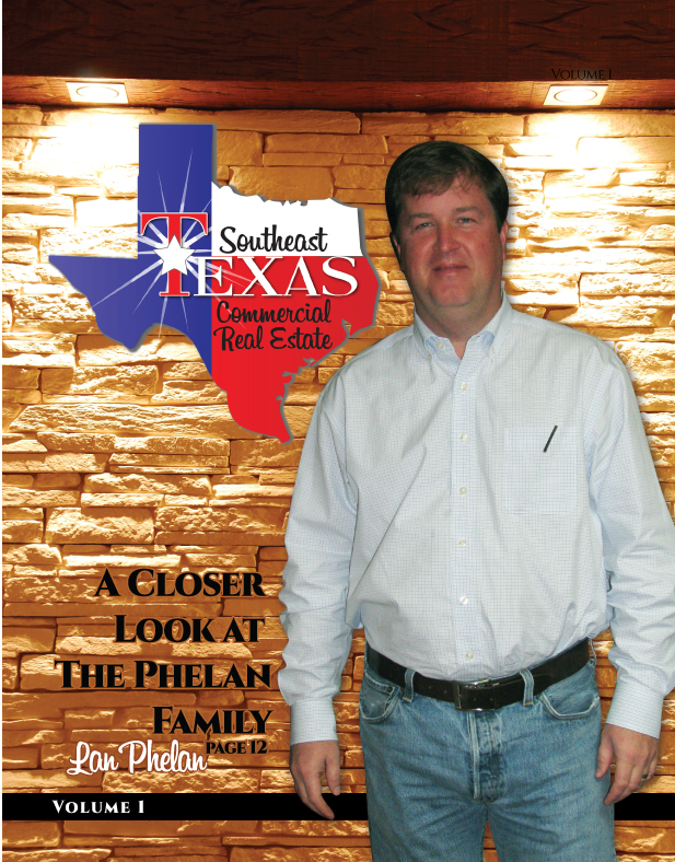 Commercial Realtor Southeast Texas
