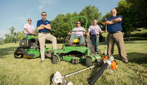 US Lawns Commercial Landscaping Beaumont Tx