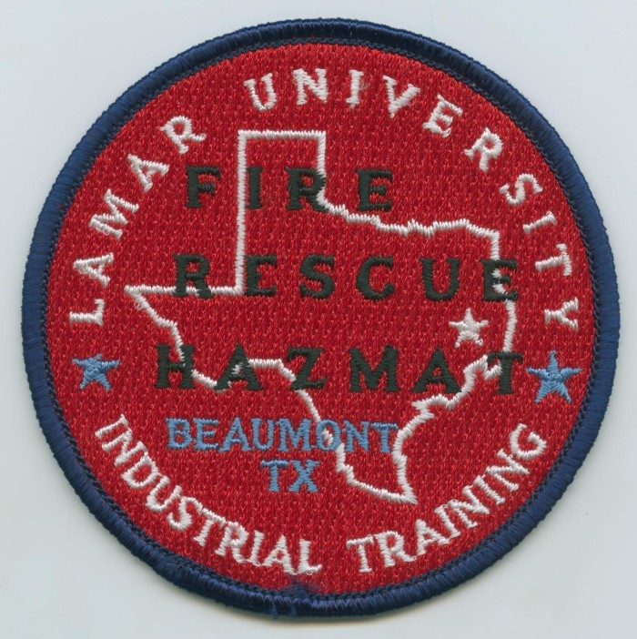 Lamar Institute of Technology industrial training
