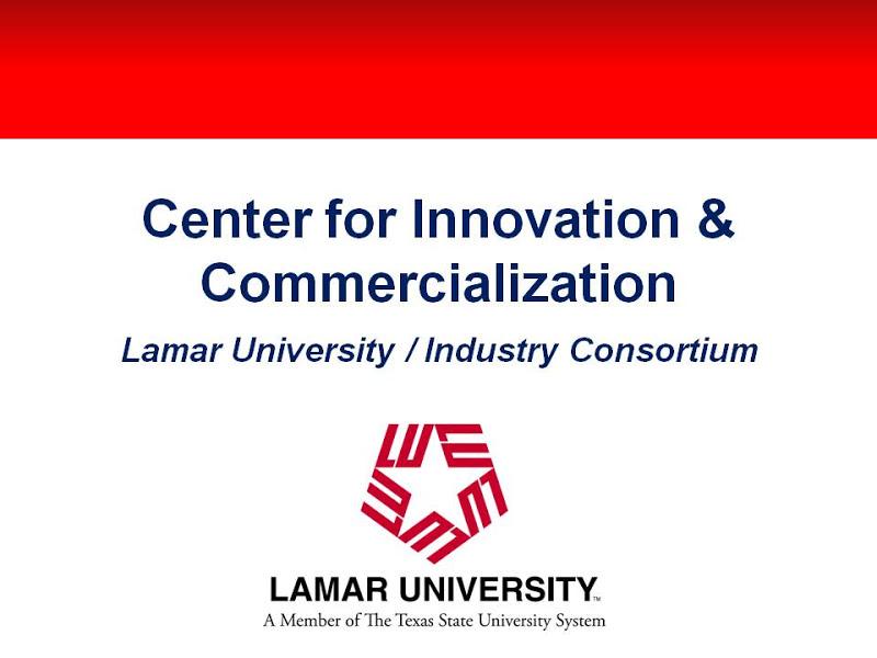 Lamar University CICE