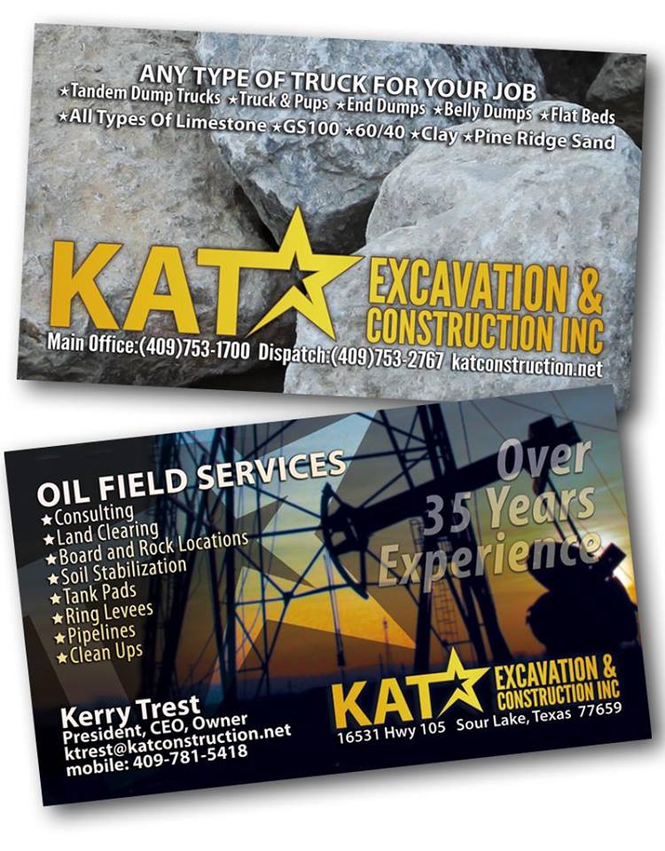KAT Excavation and Construction Sour Lake, Oil field services Contractor Southeast Texas, Oil field services Contractor SETX, Oil field services Contractor Golden Triangle Tx, Oil field services Contractor Beaumont Tx, Oil field services Contractor Port Arthur, Oil field services Contractor Nederland Tx, Oil field services Contractor Groves Tx, Oil field services Contractor Crystal Beach TX,