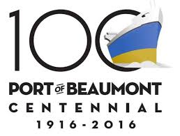 Port of Beaumont logo