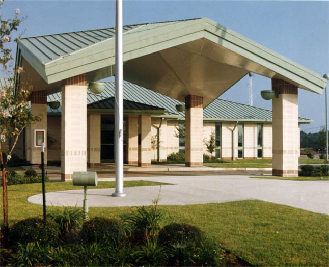 The Port of Beaumont office