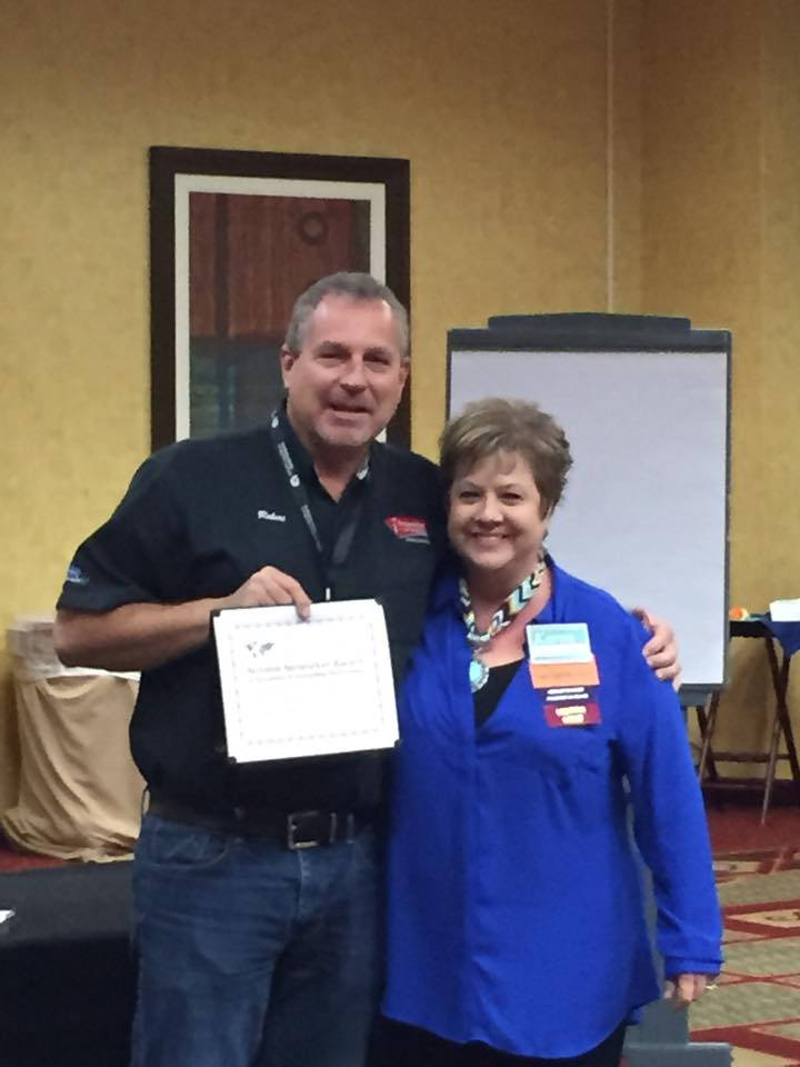 bni-southeast-texas-networkers-robert-currie-and-karen-glidden