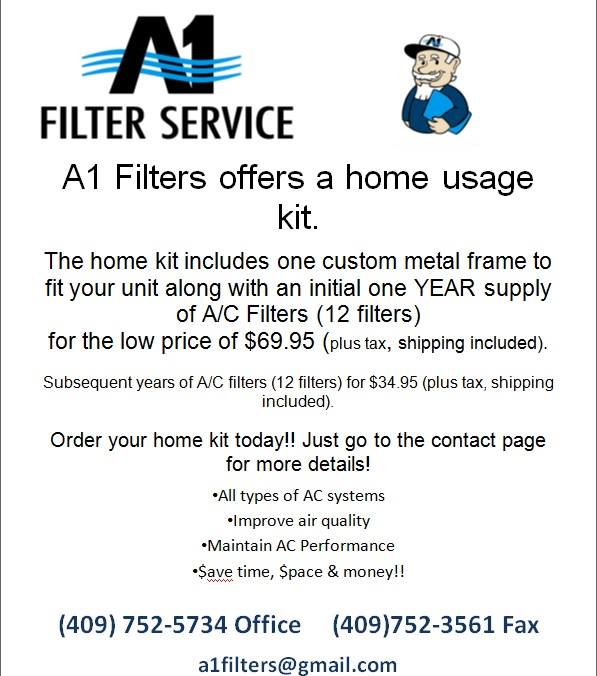 AC filter service Beaumont TX, AC filter service Southeast Texas, AC Filter service SETX, AC filter service Golden Triangle, AC filter service Port Arthur,