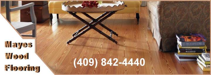 flooring repair Beaumont TX, flooring refinishing Port Arthur, storm cleanup Golden Triangle TX, Mayes Wood Flooring