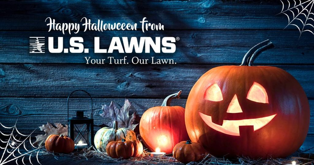 Halloween Beaumont TX, Halloween Southeast Texas, US Lawns Beaumont TX, landscaping Southeast Texas, SETX irrigation, irrigation Port Arthur,