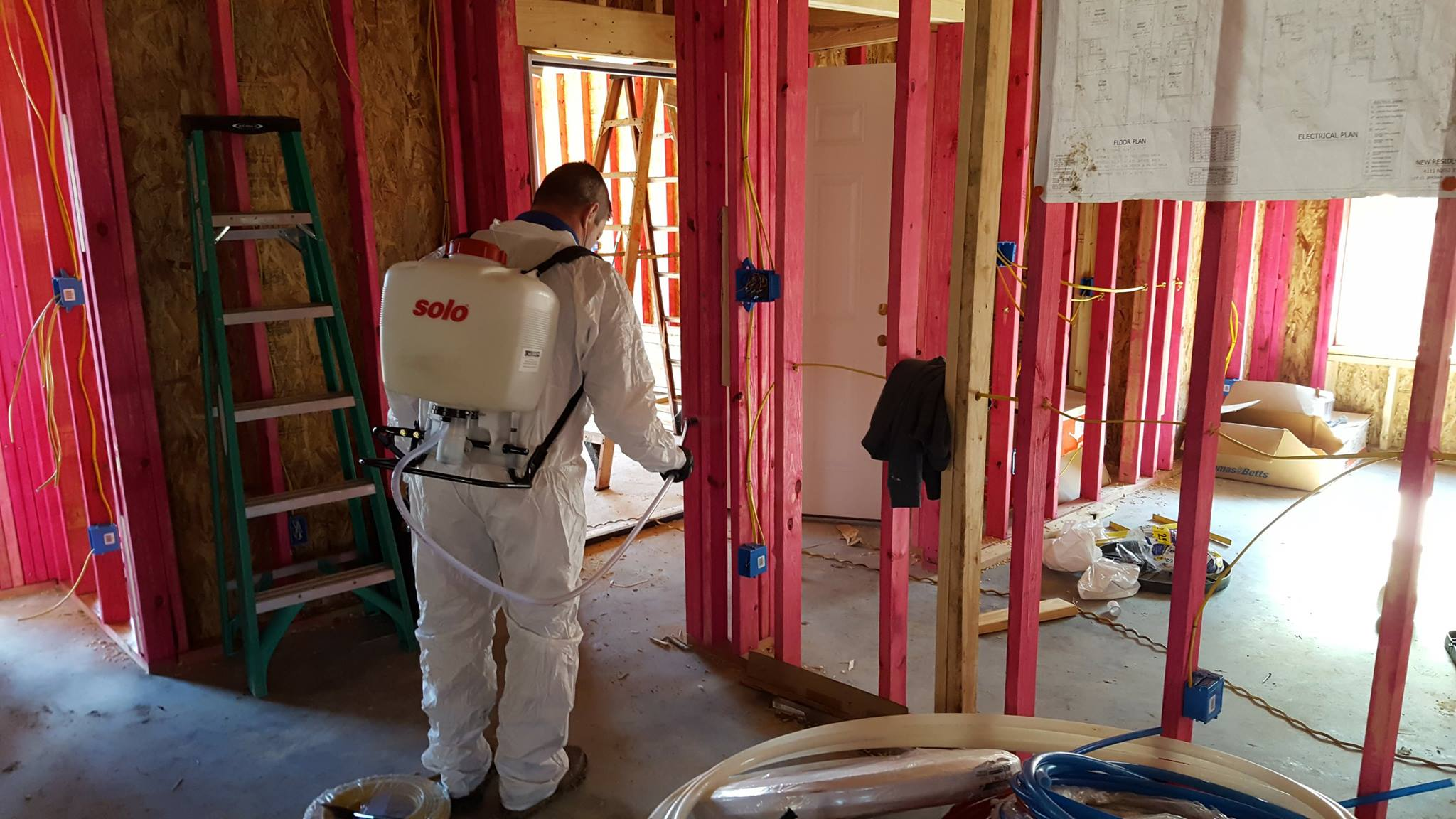 construction pest control pre-treatment Beaumont, construction pre-treatment Port Arthur, commercial pest control Orange TX, pest control Vidor, pest control Sour Lake