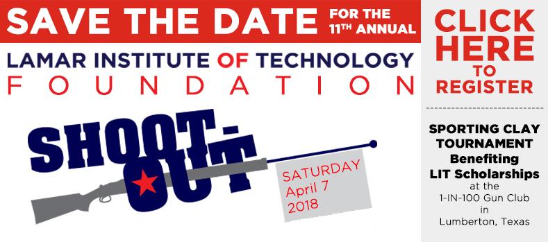 LIT Shootout, Lamar Institute of Technology Shoot Out, LIT Fundraiser, LIT skeet shoot, 1 in 100 gun club,