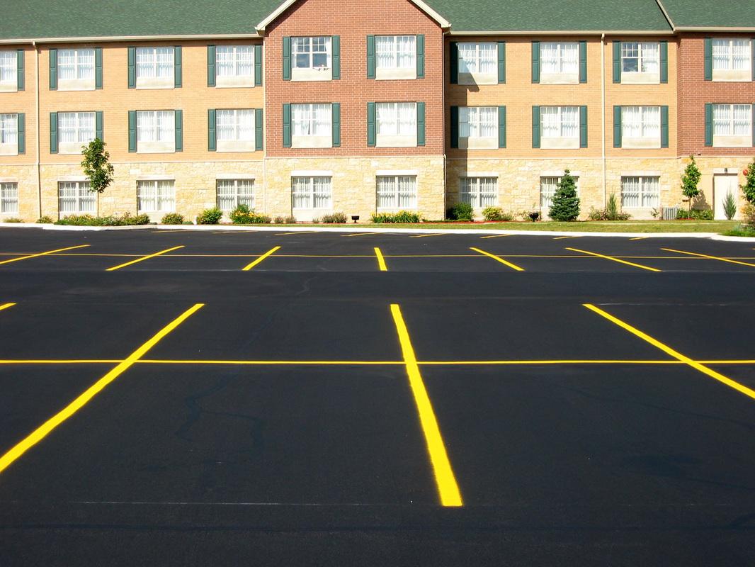 SETX asphalt repair, parking lot repair Port Arthur, Southeast Texas parking lot sweeping, sweeper trucks Beaumont,